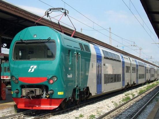 Train Trenitalia Timetable